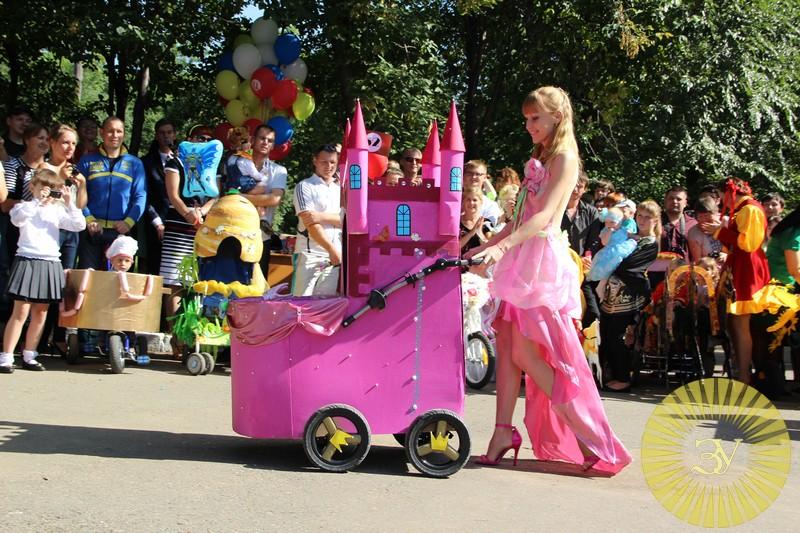 Парад колясок своими руками с идеи120