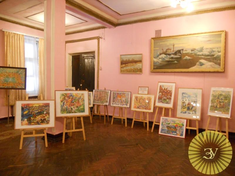Выставка земли